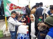 حضور پرشور اعضا و مربیان کانون استان سمنان در راهپیمایی ۲۲بهمن