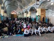 ویژهبرنامه مهمانی لالهها در شهرستان انار برگزار شد