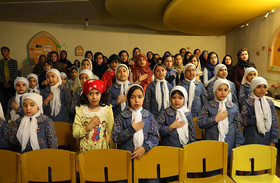 چهلمین سالگرد پیروزی انقلاب اسلامی کانون تهران