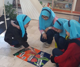 فعالیت دهه فجر مرکز پیشوا کانون تهران ـ چهلمین سالگرد پیروزی انقلاب اسلامی