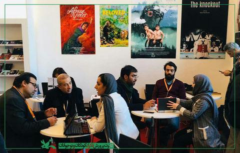 کانون در بازار فیلم شصتونهمین دوره جشنواره بینالمللی فیلم برلین آلمان