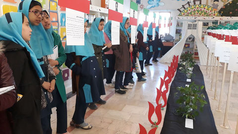 جشن چهل سالگی انقلاب اسلامی در مراکز کانون تهران(6)