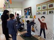 شکوه چهلسالگی انقلاب در مرکز فرهنگی هنری سرخس