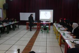 """دوره آموزشی """"چگونگی کشف و پرورش استعداد اعضا""""در مرکز شماره ۳ ارومیه"""
