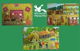 ۳ دیپلم افتخار از بلغارستان در دستان نوجوانان کانون پرورش فکری گلستان