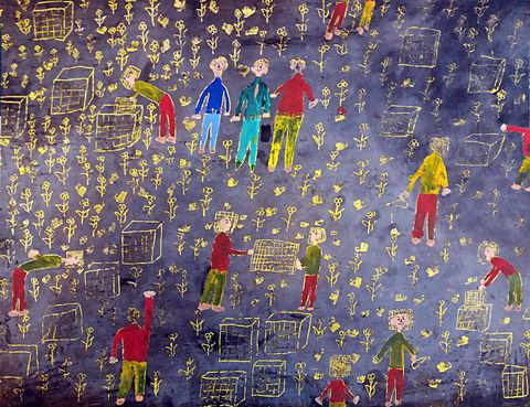 درخشش اعضای کانون استان اردبیل در مسابقه نقاشی «بنسکا» کشور بلغارستان