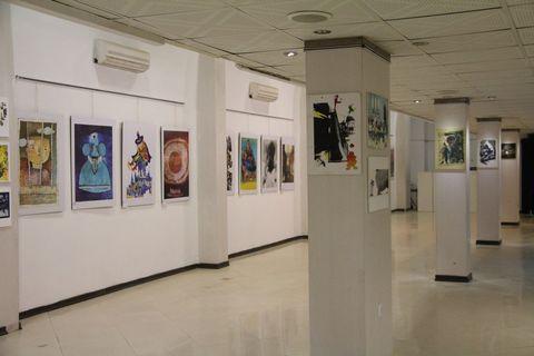 آیین گشایش نمایشگاه دوسالانه تصویرگری براتیسلاوا در مشهد