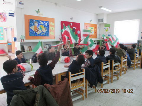 دهه فجر در مراکز کانون همدان