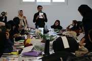 نمایشگاه و کارگاه تصویرگری براتیسلاوا در مشهد