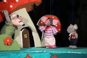استقبال کودکان شهرکرد از اجرای نمایش در سینما کودک کانون
