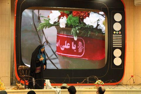 روز نخست جشنواره قصهگویی راز ستارهها در کرمان