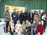 با حضور اعضای ادبی کانون برگزار شد