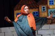 تمرین قصهگویی با دانشجویان ادبیات دانشگاه فرهنگیان بجنورد
