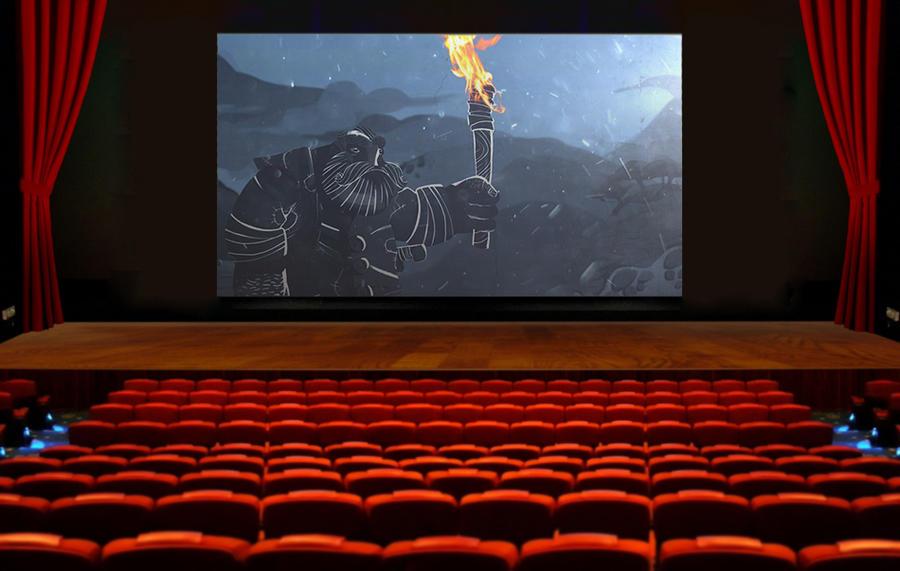 انیمیشن «قهرمان» اقتباسی از داستان تقی کیارستمی است