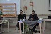 نشست هماندیشی مدیرکل کانون استان اردبیل با مربیان مسئول مراکز فرهنگی هنری