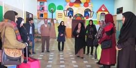حضور شش عضو برگزیده ادبی کانون استان قزوین در نخستین مهرواره شعر آفرینش