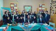 افتتاح دومین انجمن ادبی «آینههای ناگهان» کانون خوزستان در بندرامام