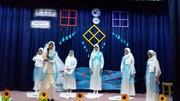 """همایش طرح """"من حامی یک قطره آب هستم"""" در ورزنه برگزار شد/ افتتاح نمایشگاه سازگاری با کمآبی"""
