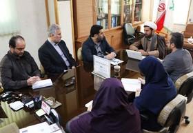 اعضای شورای معاونان کانون در دوره آموزش مدیریت اقامه نماز شرکتکردند
