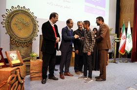 عضو  نوجوان کانون خراسان جنوبی برگزیده مهرواره آفرینش شد