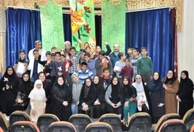 دیدار کودکان و نوجوانان خراسانجنوبی با هنرمندان و نویسندگان
