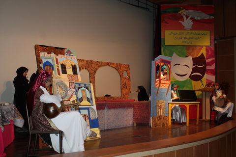 سومین مهرواره نمایش عروسکی استانی«ضرب المثلهای شهر من»