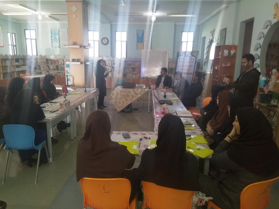 کارگاه آموزشی خلاقیت و نوآوری در کانون ایلام برگزار شد