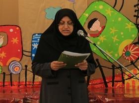 مربی مسئول مرکز فرهنگی هنری شماره 5 شیراز به افتخار بازنشستگی نائل شد