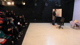 کارگاه کارگردانی مربیان انجمن نمایش کانون تهران در مرکز تولید تئاتر