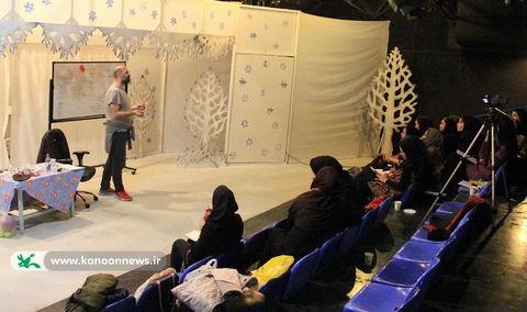 گام به گام تا تولید تئاتر حرفهای در دورههای تخصصی انجمن نمایش
