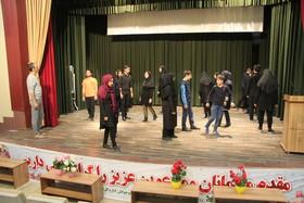 سومین کارگاه آموزشی (هنرهای نمایشی) در کانون استان