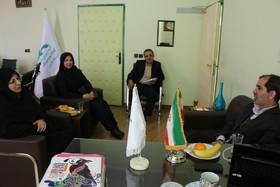 نایب رییس کمیسیون فرهنگی شورای اسلامی شیراز از مدیر کل کانون فارس تقدیر کرد