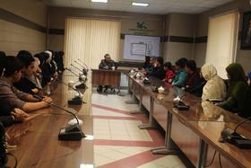 نخستین جلسهی انجمن عکاسی کانون آذربایجان شرقی برگزار شد