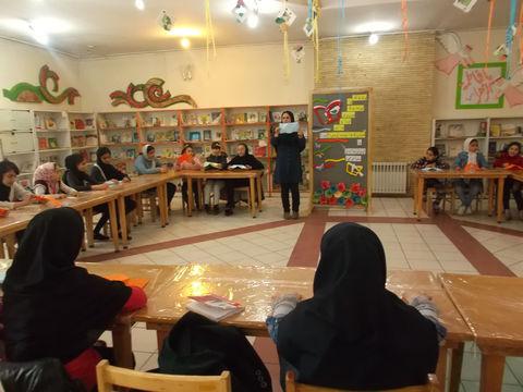 ویژهبرنامههای بزرگداشت روز زن و ماقام مادر در مراکز کانون آذربایجان شرقی