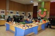 افتتاح نمایشگاه توانمندی های بانوان