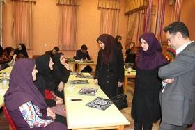 مهارتورزی مربیان هنری مراکز کانون گلستان و مازندران در کارگاه هنرهای تجسمی