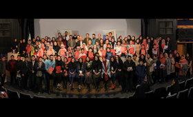 بیست و چهارمین همایش شعر و داستان آهنگ بهاران کانون تهران