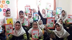 گرامیداشت مقام زن در مراکز کانون استان قزوین