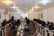 مربیان کانون در دوره آموزشی شیوه های انس با نماز