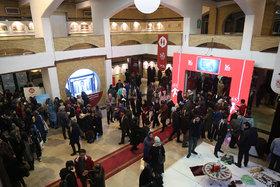 اولین روز یازدهمین جشنواره بینالمللی پویانمایی تهران