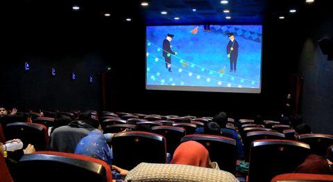 اکران آثار یازدهمین جشنواره بینالمللی پویانمایی در کانون استان خراسان رضوی