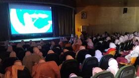 اکران فیلمهای جشنواره بینالمللی پویانمایی در استان فارس