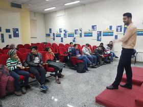 دومین انجمن تخصصی نجوم نوجوانان در مرکز علوم کانون تهران