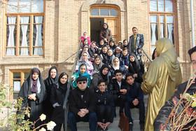 انجمن ادبی آفرینش کانون آذربایجان شرقی(شهریار) با محوریت بزرگداشت پروین اعتصامی