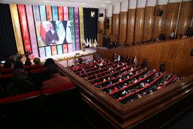 آیین پایانی یازدهمین جشنواره بینالمللی پویانمایی تهران (1)