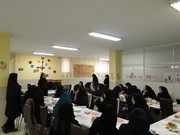 دوره آشنایی با تکنیکهای چاپ دستی برای مربیان اصفهان برگزار شد