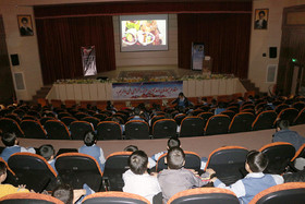 استقبال کودکان سمنانی از فیلمهای پویانمایی