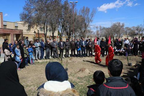 گرامیداشت هفته منابع طبیعی در مراکز فرهنگی هنری استان مرکزی