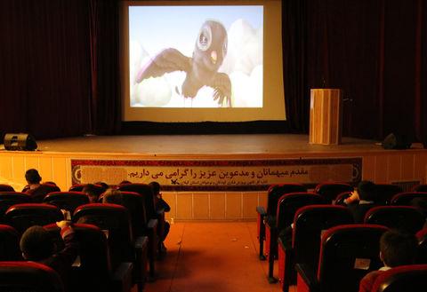 آغاز اکران فیلمهای جشنواره بینالمللی پویانمایی در سینماکانون رشت