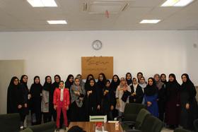 گزارش تصویری اولین جلسه انجمن هنرهای تجسمی کانون استان قم